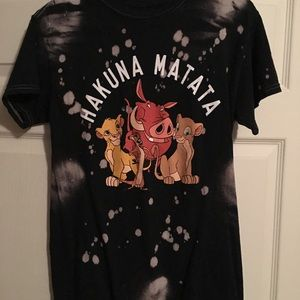 Disney Tops - Lion King Tee